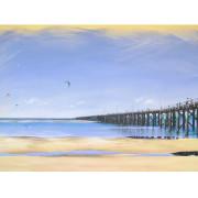 Sea Change, painting by Murray Charteris
